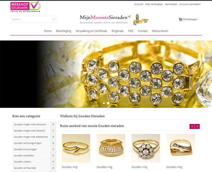 Multistore Magento 2 webwinkel