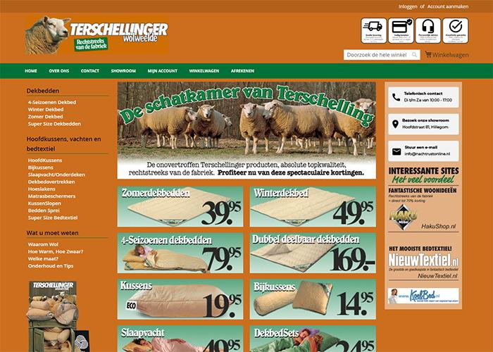 Terschellinger - Magento 2 webshop